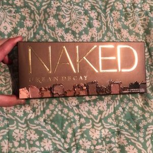 Brand new original Naked pallet by Urban Decy